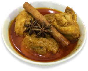 咖喱鸡 Curry Chicken